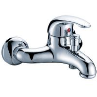 Wholesale Wall Mounted Shower Bathtub Mixer Taps / thermostatic mixer taps from china suppliers