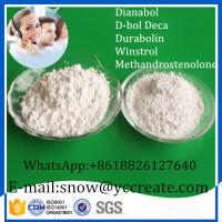 Wholesale CAS 72-63-9 Oral Anabolic Steroids Powder Methandrostenolone / Dianabol / D-bol Deca Durabolin Winstrol from china suppliers