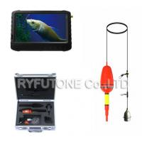 Quality Wireless Underwater Fish Finder Mini Camera + 5inch 1.2GHz DVR Screen Monitor for sale