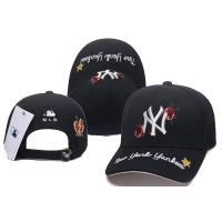 Wholesale In stock baseball cap ny caps male and female caps peaked cap 19 styles from china suppliers