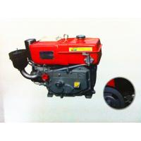 Wholesale Small high speed single cylinder 4 stroke diesel engine water cooling 8hp R180 from china suppliers