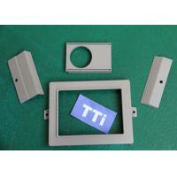 Quality High Precision Injection Molding Parts / Electronic Enclosures Plastic Injection Parts for sale