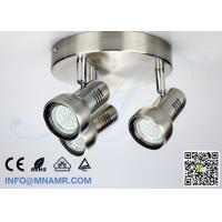 Wholesale China Manufacturer 3 Outlets LED Shop Light Shop Decorative Lighting with 3x5W AC100-240V Replaceable LED Bulb Lamp GU10 from china suppliers