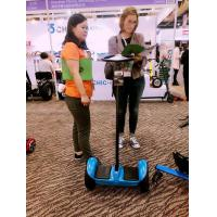 Wholesale Mini Standing Self Balance Segway Electric Scooter 19CM Tire With Handle Bar from china suppliers