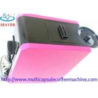 Wholesale Portable Pink ESE Coffee Pod Machines With Adjusting Brewing System from china suppliers