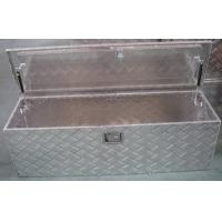 Hardware Steel Trailer Tongue Tool Box , Powder Coated Underbody Truck Tool Boxes