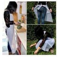 Wholesale High Quality Disposable PE Apron from china suppliers