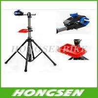 Wholesale New designed telescoping bike repair rack/stand/shelf with firm structure from china suppliers