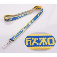 Wholesale Gifts & Crafts » Promotional Gifts custom Polyester woven lanyards for keys from china suppliers