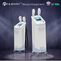 Wholesale Newest SHR two handles high power hair removal shr ipl laser from china suppliers