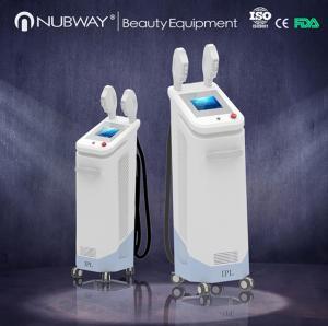 Wholesale professional salon use beauty equipment E-light machine IPL RF shr laser device from china suppliers