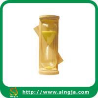 Wholesale Sauna sand glass wood timer for sauna room from china suppliers