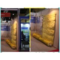 glass wool and rock wool roofing fireproof materials
