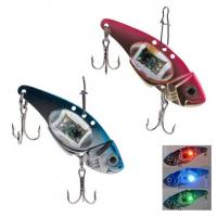 Wholesale UNDERWATER FLASHING FISHING LIGHTS fishing lures fly fishing led lure Mini LED Fishing from china suppliers