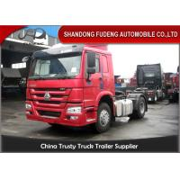 Wholesale 4 X 2 Drive Type Sinotruk Tractor Head Trucks Prime Mover 371 HP from china suppliers