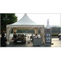 Wholesale Commercial High Peak Tents Shelter Portable Gazebo Canopy For Auto Test Drive Event from china suppliers