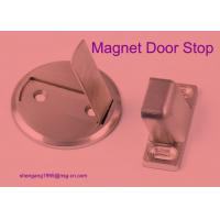 Wholesale Zinc Alloy Door Stopper / Door Closer / Door Catcher With Magnetic Zinc Material from china suppliers