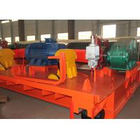 Quality Electrical Hoist Single Girder 5 Ton Overhead Crane  with Max wheel load 72 KN-507 KN for sale