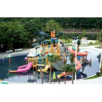 Wholesale Summer Outdoor Aqua Park Games Fiberglass Water Park Attractions for Kids from china suppliers