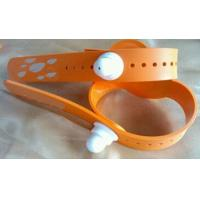 Buy cheap RFID Soft Silicone Prevent Tear Down Wristband, RFID Soft PVC Prevent Tear Down Wristband from wholesalers
