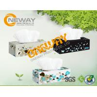 Wholesale Product Packaging Boxes / Convenient Rectangle Tissue Paper Custom Folding Boxes from china suppliers