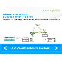 Wholesale Uplink Ku Band Transmitter Satellite TV System With CAS SMS Web Cloud Charge from china suppliers