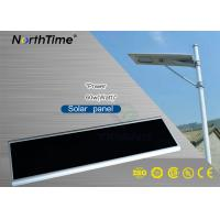 Wholesale 60W Automatic Switch Solar Powered Road Lamps Infrared Motion Sensor from china suppliers