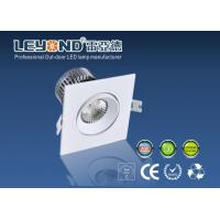 Wholesale Different power Square LED Bathroom LED DownLights 2700K - 6000K with High CRI 80 from china suppliers