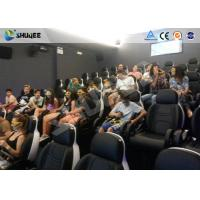 Wholesale Amusement Park High Technology 5D Cinema / 5D Sinema For Indoor Entertainment from china suppliers