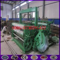 Wholesale stainless steel coarse mesh ,big wire weaving machine from China from china suppliers