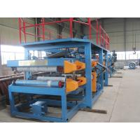Quality 1250mm Width EPS Sandwich Panel Roll Forming Machine 28Kw for Warehouse​ for sale