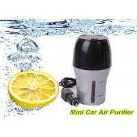 Wholesale Mini Car Air Humidifer , Portable Mini Ultrasonic Air Humidifier with Negative Ions from china suppliers