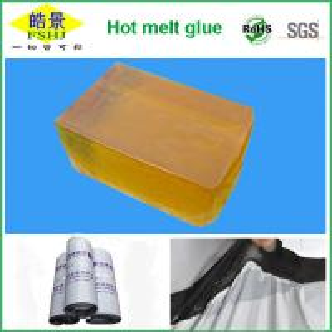 Quality Packing EVA Hot Melt Adhesive / Hot Melt Glue Block Strong Adhesion for sale