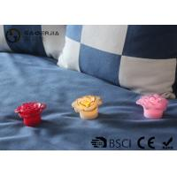Wholesale Multi Pattern Real Wax Led Candles Battery Operated For Party / Event from china suppliers