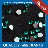 Wholesale adhesive flatback rhinestone,china adhesive rhinestone for nail art from china suppliers
