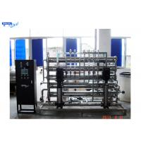 Wholesale Electronic Reverse Osmosis Water Treatment System 1000LPH For Pure Water from china suppliers