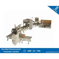 Wholesale Corrugated Carton Case Erector Automated Packaging Machine For Cartons CE & ISO from china suppliers