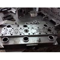Wholesale Stainless steel / brass / aluminum metal stamping mould , stamping parts metal from china suppliers
