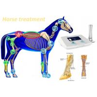 Quality High Pressure Adjustable 1-22Hz Shockwave Machine For Horse Treatment for sale