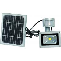 Wholesale fashion design solar PIR led flood light china from china suppliers