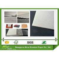Wholesale Gray Paperboard High density recycled Grey Chipboard For package box from china suppliers