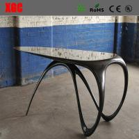 Quality Low table or side table made of carbon fiber, Kevlar and structural foam Structural and Functional Fibers for sale