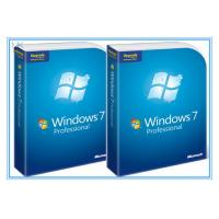 Wholesale Microsoft Windows Software Windows 7 Pro 64 Bit Full Retail Version DVD Sofware With COA 100% Activation from china suppliers