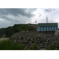 17MW Vertical Francis Turbine Hydropower Project With substation
