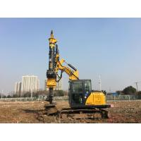 Wholesale KR40 Hydraulic Rotary Piling Rig with Power Head Torque Max 40kNm, 1200mm Drilling Rig Machine from china suppliers