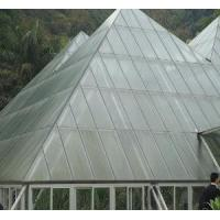 Wholesale Pyramid Roof Building Glass from china suppliers