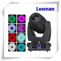 Wholesale 7R 230 Beam / Spot Moving Head Light With High Precision Combination Lens , DMX512 from china suppliers