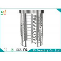 Wholesale Intelligent Access Full Height Turnstiles Compatible IC ID Magnetic Cards from china suppliers