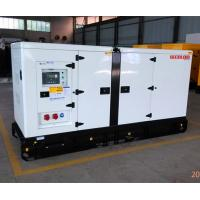 Wholesale 125Kva/100Kw soundproof type generators from china suppliers