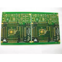 Buy cheap 14 ozFR4, CEM-1, TACONIC, Aluminium Plating Gold Surface Teatment High TG 170 PCB from wholesalers